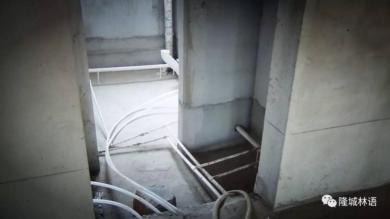 下沉式卫生间回填方法图片