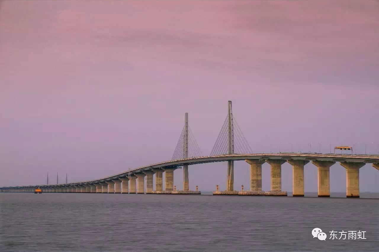 珠港澳大桥-是什么成就了现在的东方雨虹