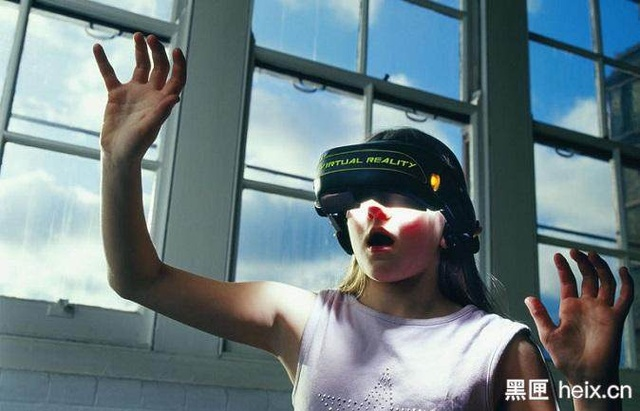 """这个慈善组织说:VR不只有赚钱和游戏,别忘了慈善"""""""