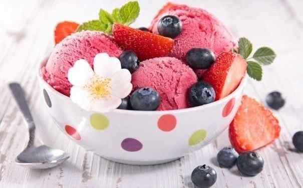 今天你吃冰淇淋了吗?吃一口,解救你的夏日焦虑症!