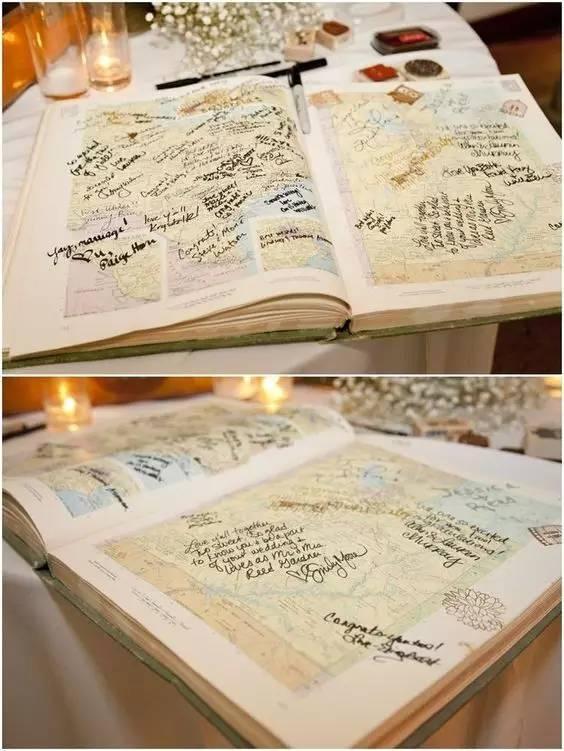 眼,而拿它来当婚礼签到本也可以收到地球仪那样的效果,让你和TA图片