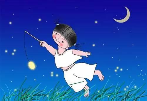 萤火虫和小星星