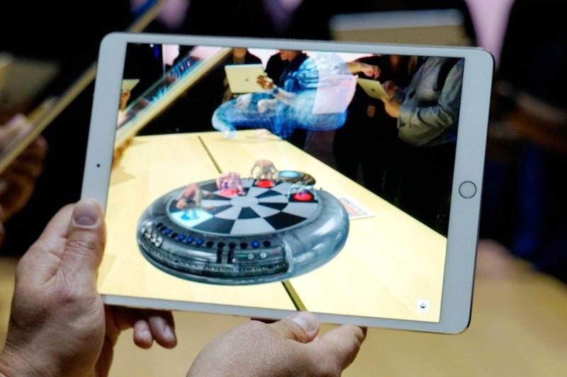VR、AR及游戏引擎 苹果着手布局游戏市场?  aso优化 第4张