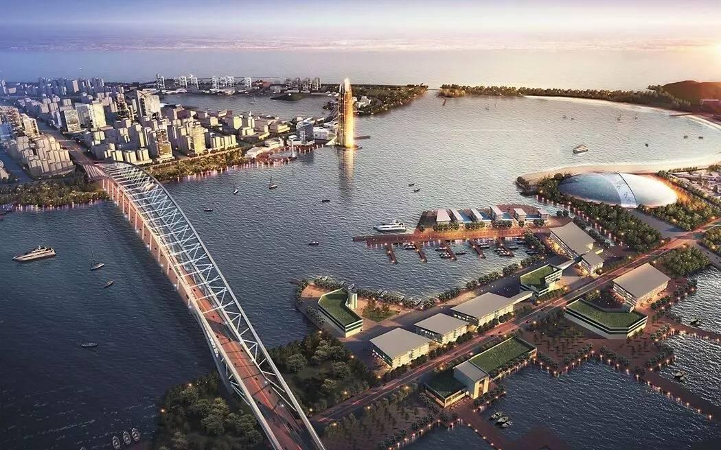 浙洽会34个重大项目签约,总投资665亿元 宁波梅山海洋金融小镇项目成亮点