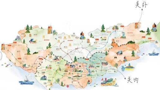 深圳市地图(图源网络)图片