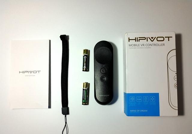 未来科技,现在体验-hipivot vr 体感游戏手柄