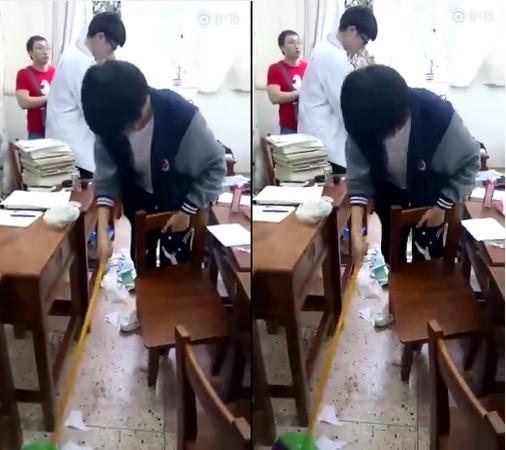 """王俊凯高考后主动打扫考场  班主任特别表扬"""""""