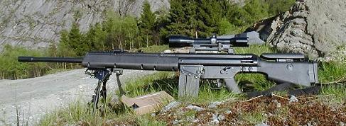 msg90步_世界各国特种部队使用枪支合集:11 msg90军用狙击步枪 注:由于文章