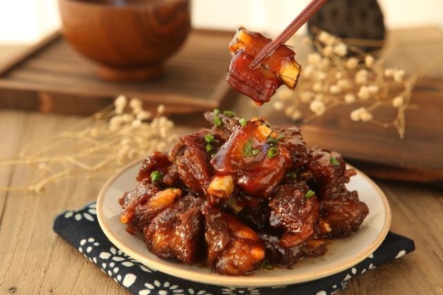 到必学的家常菜,我第一个想到的就是它--红烧排做法酱红烧肉的全集大海鲜图片