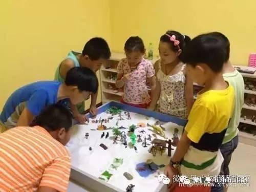 【智慧田教育】心理沙盘游戏对儿童心理健康的