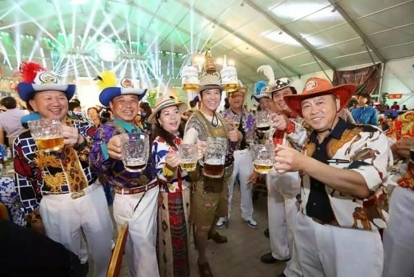 2017中国·哈尔滨国际啤酒节将于8月3日—14日举办,为期12天.-天