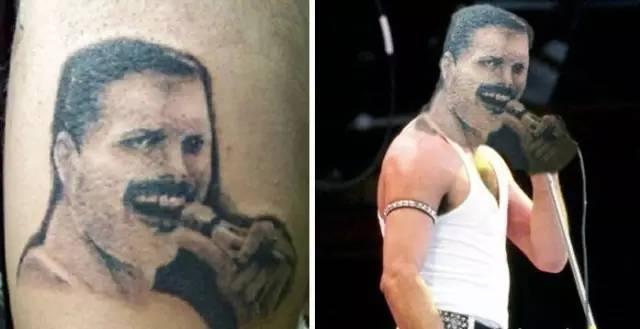 joker    可能只是熊二吧    内有恶犬    纹身需谨慎 纹丑毁一生