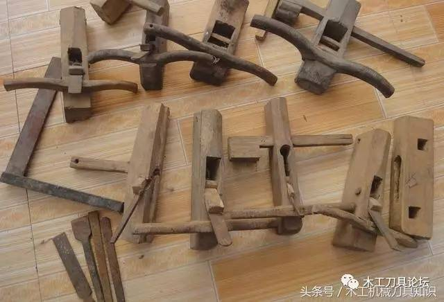 盘点这些传统老木工常用的木工手工工具图片