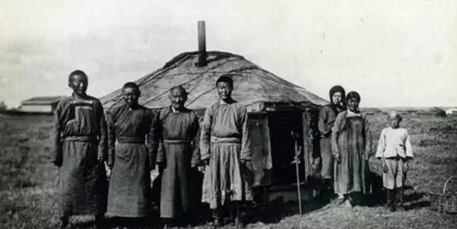 清朝蒙古_清朝蒙古人口