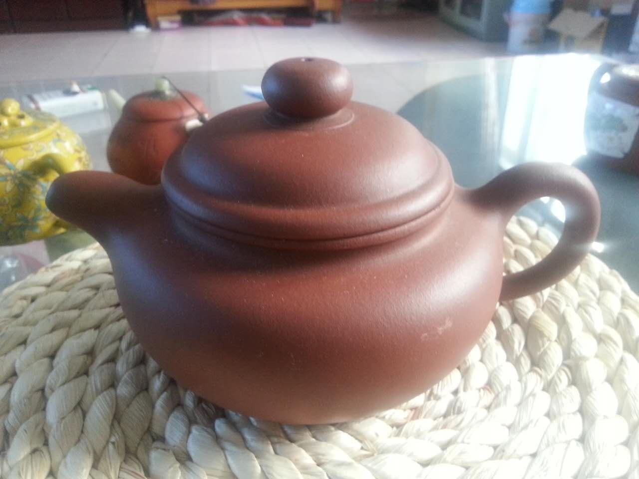 正宗紫砂壶多少钱一套 一套正宗宜兴紫砂壶什么价格_茶艺网