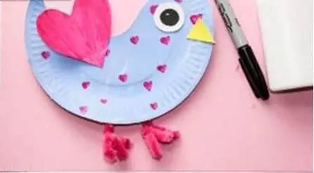 幼儿园各种小鸟手工制作,简单易学好玩的小制作