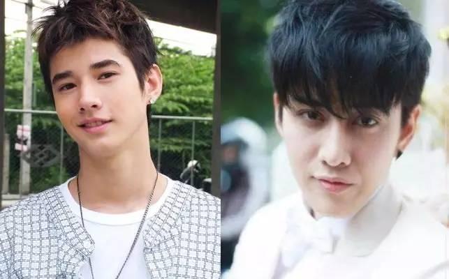 现在的泰国男生,也太帅了吧
