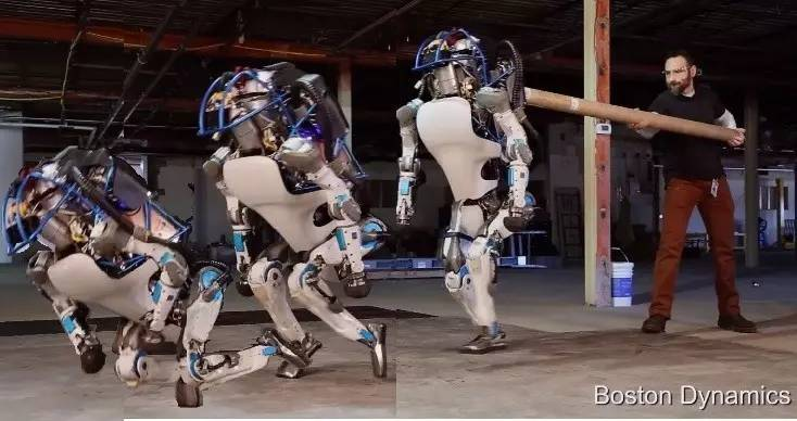 谷歌 AI 帝国不需要一个机器人军队