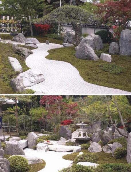 7个古典别墅庭院花园景观设计实景作品案例