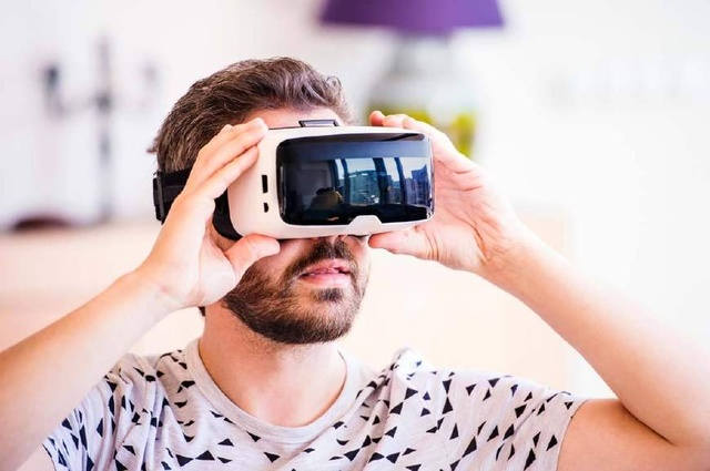 让VR带你体验一次未来科技  科技资讯 第2张