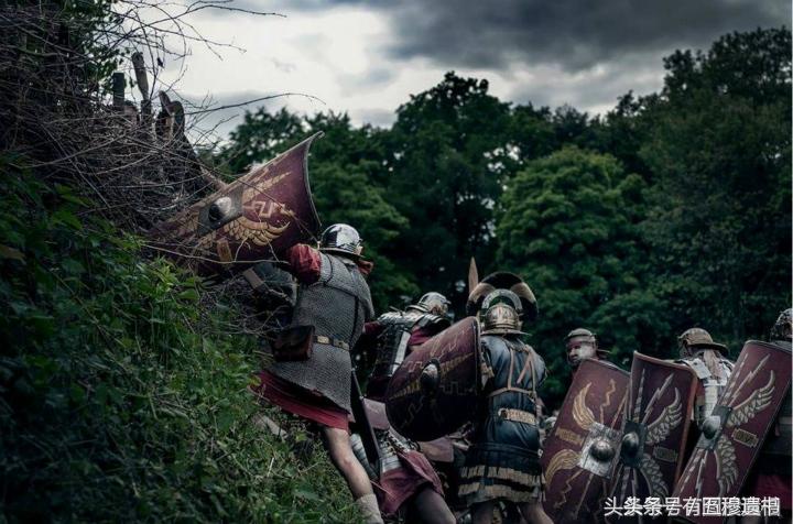 军迷还原古罗马军团纪实