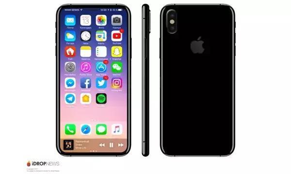 国产华为Mate10即将放大招狙击iphone 8  aso优化 第5张