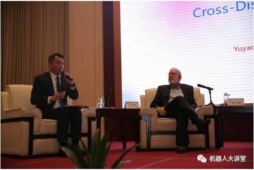 中国机器人大咖们深度跨界对话  人工智能 第2张