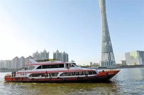 快讯 受2017年第2号台风 苗柏 的影响,广州水巴暂时停航,码头暂时