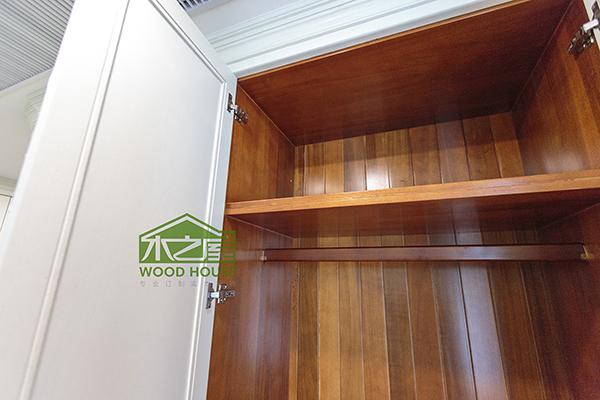 木之屋衣柜内部结构-定制衣柜图片欣赏 漂亮的衣柜