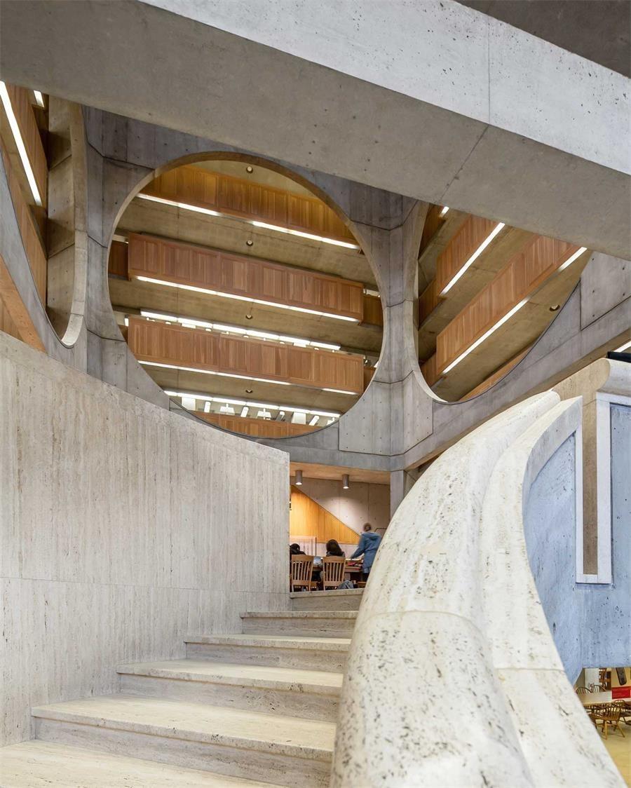 创意经典的图书馆设计案例