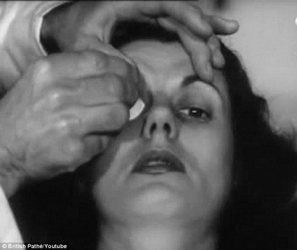 麦拜:揭秘70年前的隐形眼镜制作过程