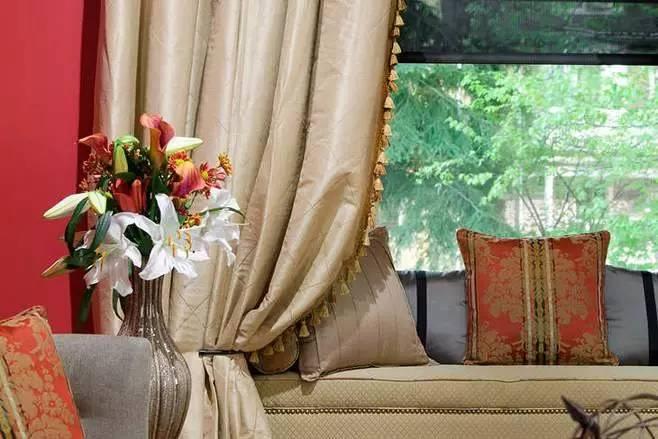 窗帘搭配,是学问,更是艺术!