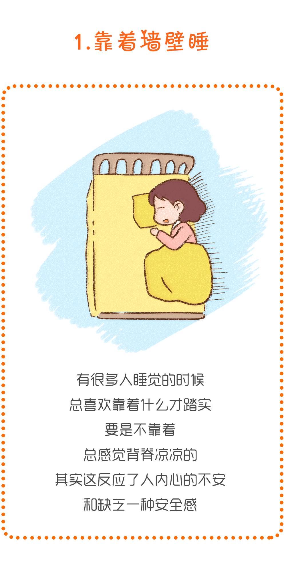 你在床上什么姿势,就是什么样的人!