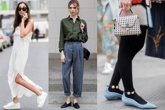 娇小女生福音:如何把平底鞋从160cm穿成17