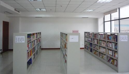 上街区图书馆阅览室图书文献简介