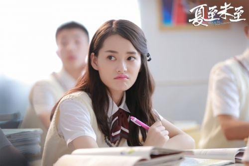 柴碧云饰程七七-柴碧云耀眼来袭 搭档立夏成 阳光姐妹淘 组图