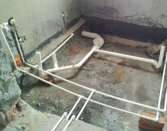 几年合肥流行的下沉式卫生间,做回填好还是架空图片
