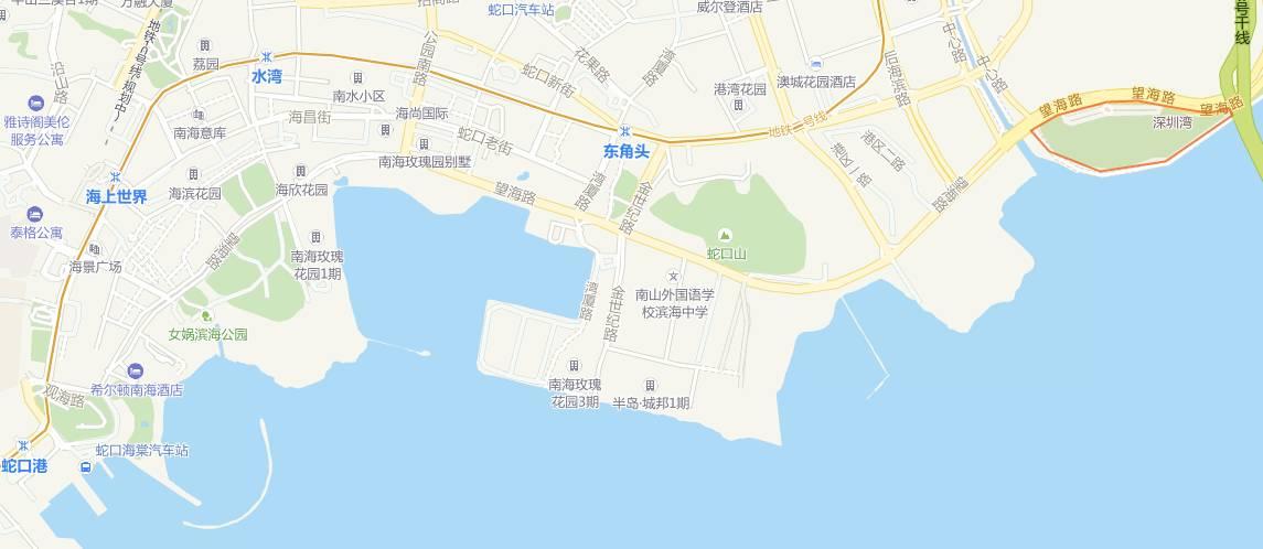 """7月开放!深圳又多了一条""""海边栈道"""",蓝天、白云、海鹭美爆了!"""