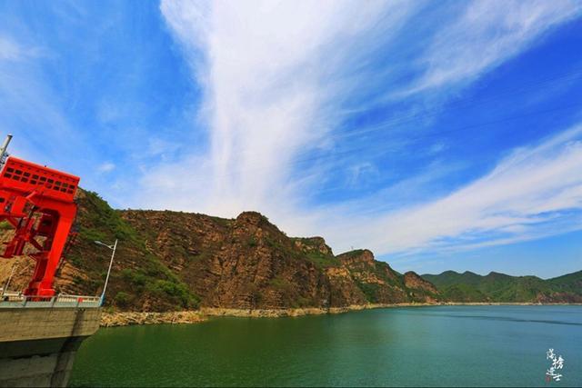 桃林口水库,秦皇岛堪比三峡的地方