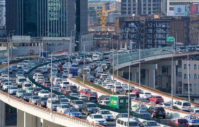中国拥有汽车最多的十大城市,广州武汉竟然落榜