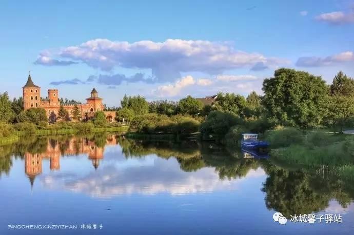 迷人的哈尔滨之夏,浪漫的伏尔加之夜