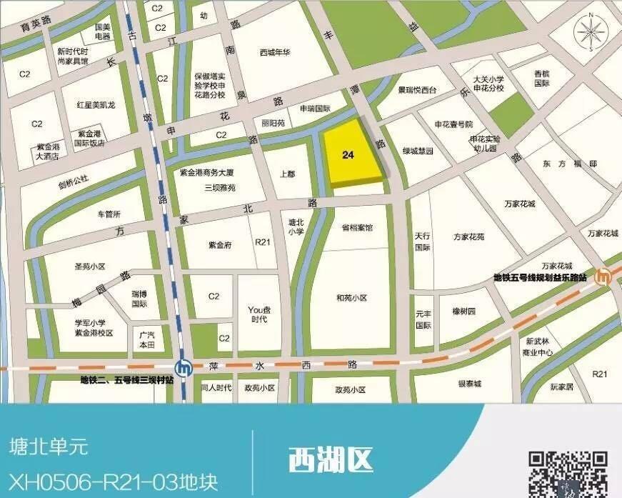 最新 杭州热门板块房价地图曝光 涨的最多的竟然是这些地方图片