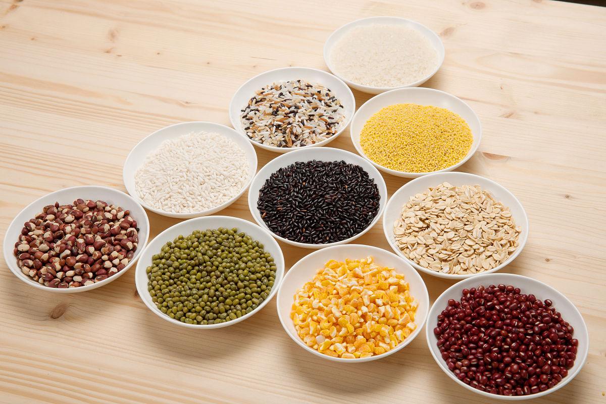 五谷杂粮中有哪些药食同源的食物 收藏 转发