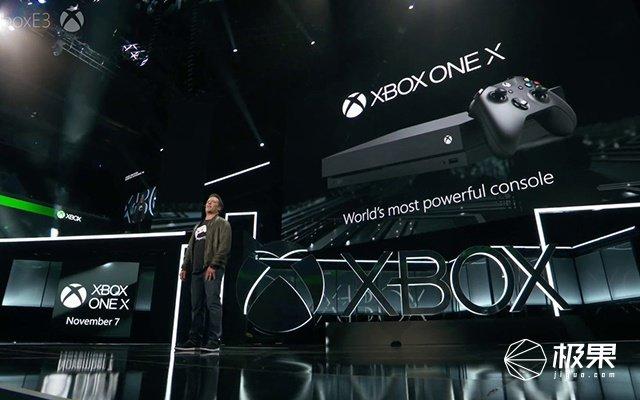 性能天下第一!微软XBOX ONE X真4K吊打一切主机!  科技资讯 第2张