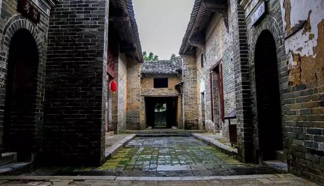 周边游丨广西的古宅比恐怖片消暑