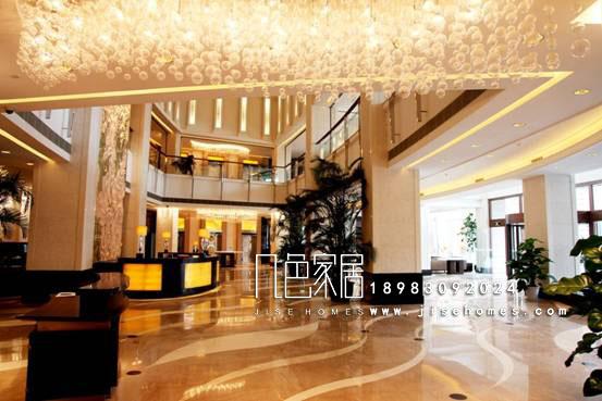 重庆三星级酒店软装设计方案