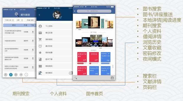 闪Star校园UI设计,你最钟意哪一款?-梦之网科技