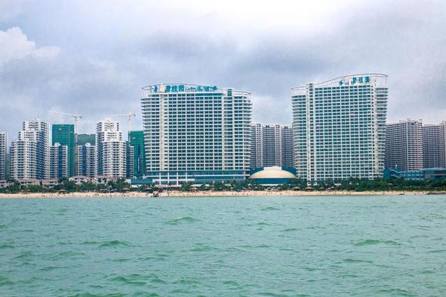 毕业旅行来广东,这而有个中国的马尔代夫蜜月天堂