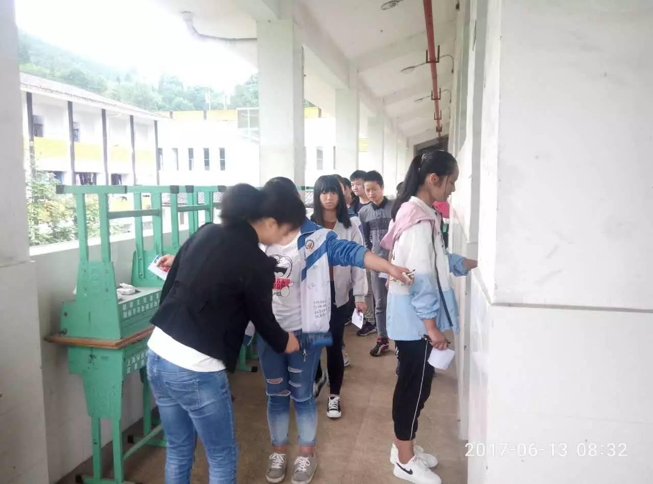 致汶川962名大考不负的同学:人生第一次中考,定当参加的广州好职业高中图片