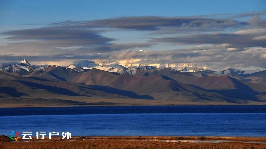 西藏阿里大北线绝美风光行-纳木措-圣象天门-班戈